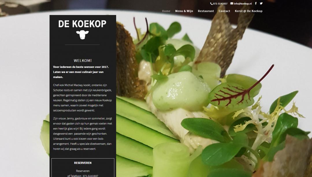 Restaurant de Koekop