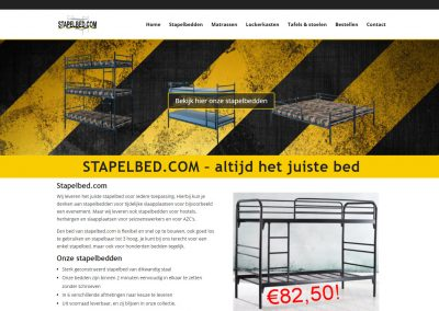Stapelbed.com