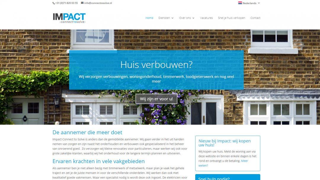 Impact | aannemer Leiden
