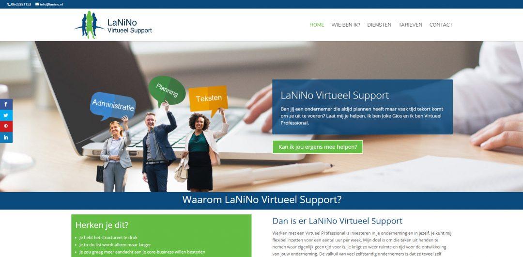 Lanino Virtueel Support