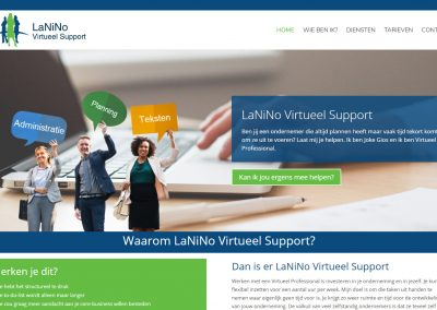 Lanino Virtueel Support