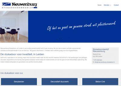 Nieuwenburg Stukadoor